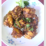 Chettinad Pepper Chicken from Chef Sanjay Thumma