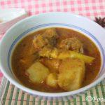 Kari Ayam (Malaysian Chicken Curry)
