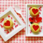 Guava Pudding with Agar Agar  for Valentine's day