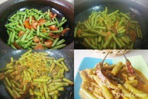 Sri Lankan Food recipes with step by step pictures