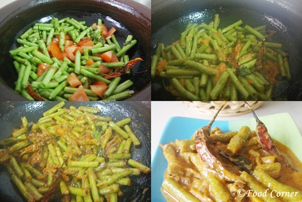 Sri lankan long beans recipe step by step food corner sri lankan long beans recipe step by step forumfinder Image collections