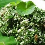 Gotu Kola Sambola/Gotu Kola Salad