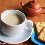 Tea with Fresh Milk