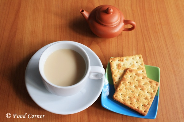 Tea with Fresh Milk