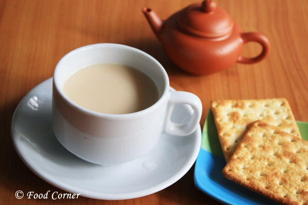 Sri Lankan Fresh Milk Tea recipe