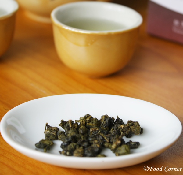 Taiwan Dong Ding Oolong Tea from Nuvola Tea - Food Corner