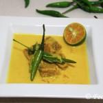 Sri Lankan Dried Fish Curry