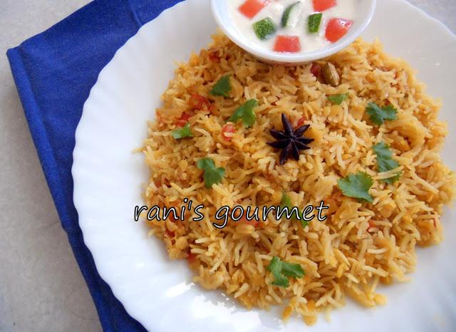 Easy rice dish