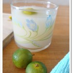 Lime Barley Drink