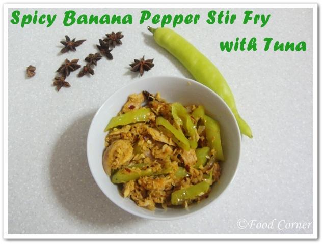 Sri Lankan Malu Miris Stir Fry Recipe