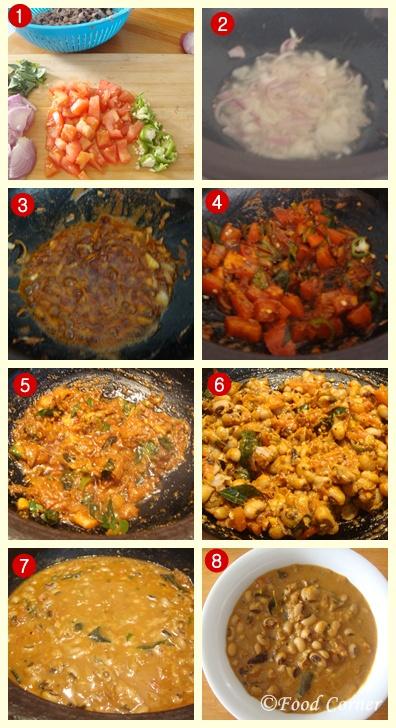 Sri Lankan Kawpi Curry Recipe