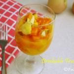 Drinkable Fruit Salad (Ecuadorian Recipe)
