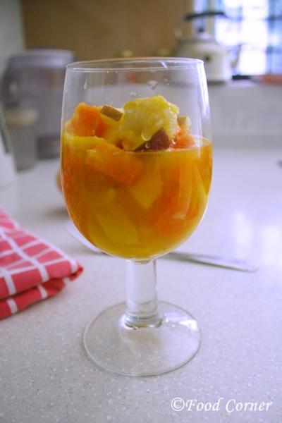 Ecuadorian Dessert Recipe