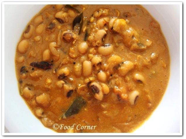 Sri Lankan Kawpi Curry