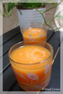 Sri Lankan Drinks Recipes-Papaya Juice with lime