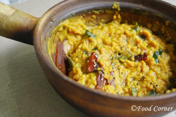 Dal Curry Sri Lanka