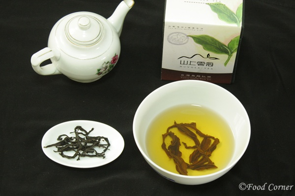 Premium Taiwan Sun Moon Lake Black Tea from Nuvola Tea