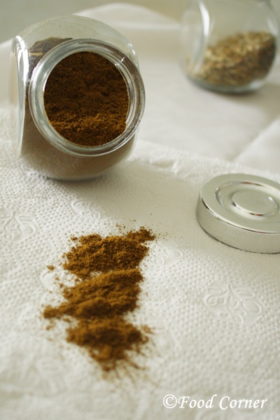 Sri Lankan Roasted Curry Powder recipe