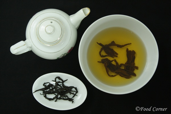 Tea review:Premium Taiwan Sun Moon Lake Black Tea from Nuvola Tea