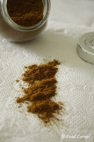 Homemade Sri Lankan Roasted Curry Powder