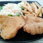 Fried Fish Platter and Nasi Gorang at 628,AMK Avenue 04 Food Centre