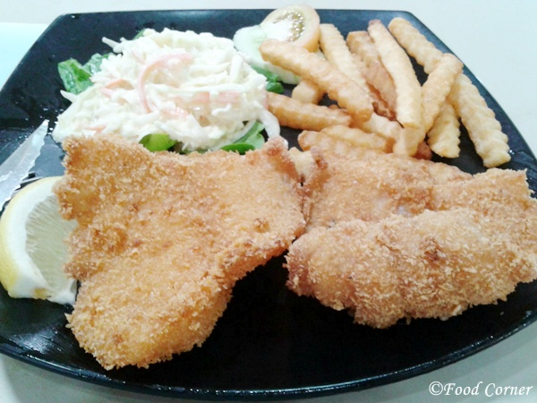 Fish Platter-Singapore Hawker Centre Food