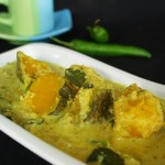 Sri Lankan Pumpkin Curry /Wattakka Curry