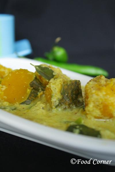 Sri Lankan Pumpkin Curry