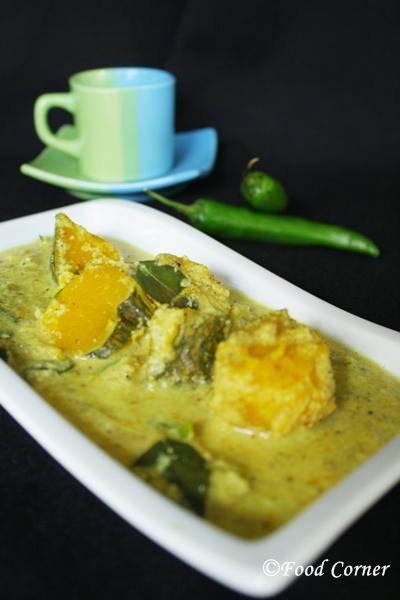 Sri Lankan Food-Pumpkin Curry