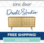 Zinc Door Offers 15% off Palu!