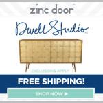 Zinc Door Offers 15% off Palu!