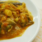 Sri Lankan style Mushroom curry