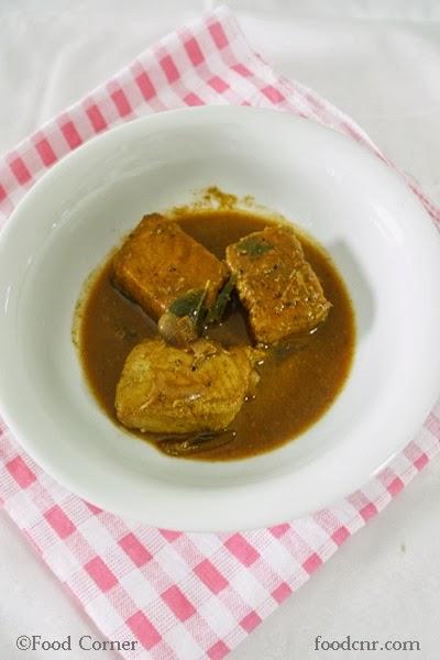 Spicy Sri Lankan Fish Curry (Malu Mirisata)