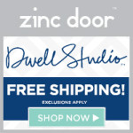 Zinc Door Offers 15% off Anniversary Sale