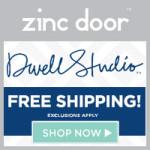Zinc Door Offers 15% off Anniversary Sale