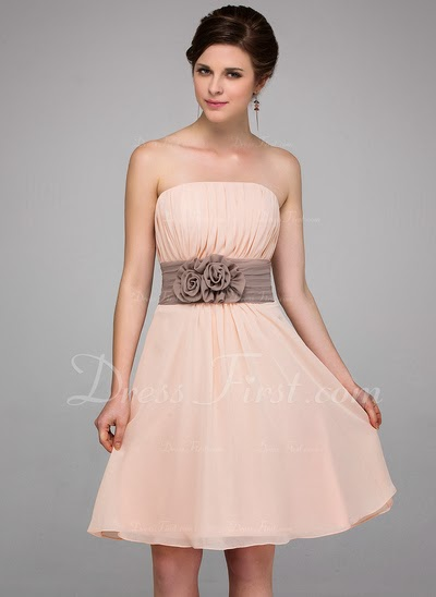 Bridesmaid Dresses from DressFirst.com