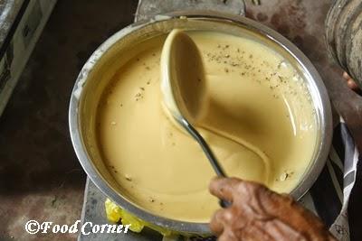How to make Konda Kavum