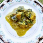 Pumpkin Curry with Mustard Paste