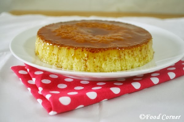 Caramel Pudding-Sri Lankan Style