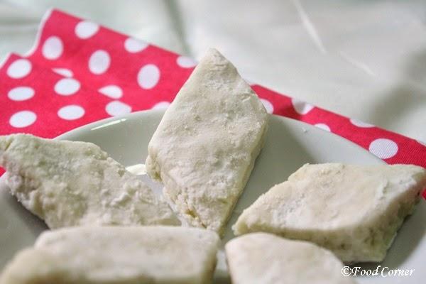 Aluwa -A Sri Lankan Sweet