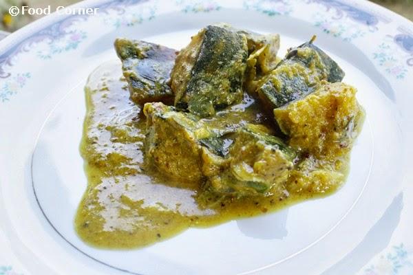 Pumpkin Curry ,Sri Lankan style