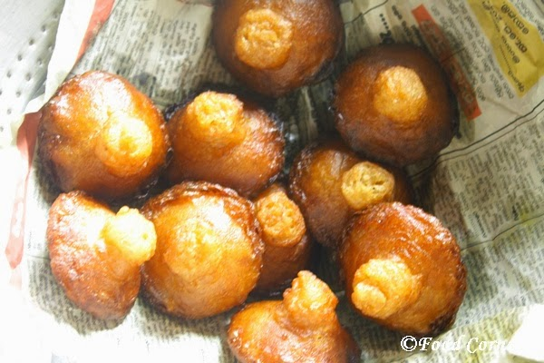 Sri Lankan Traditional sweets
