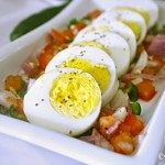 Easy Egg Salad – Sri Lankan Style