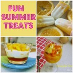 5 Fun Summer Treats to Beat the Heat