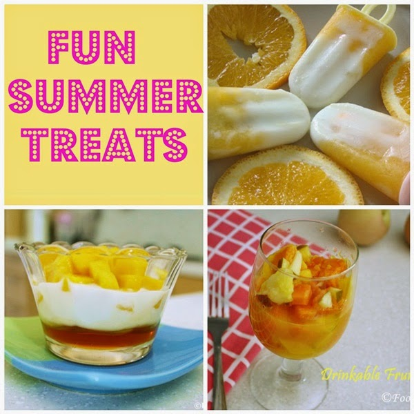 Summer Treats to Beat the Heat