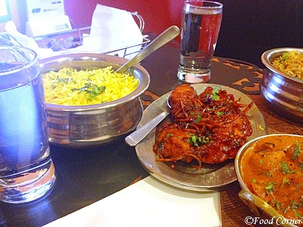 Indian Food at Delhi Restaurant-Little India