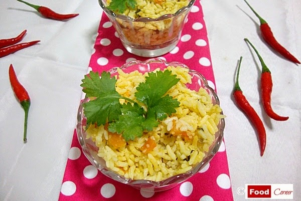 Spicy Curry Rice