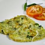 Quick Veggie Omelette