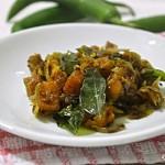 Salted Fish Stir Fry (Karawala Baduma)