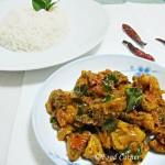 Thumba Kariwila Stir-fry / Spiny Gourd